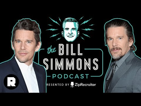 Ethan Hawke On Acting With Wolves, Robin Williams, & 'Reality Bites.' | The Bill Simmons Podcast