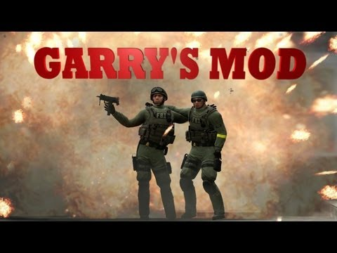 Garry's Mod - War Against The S.W.A.T