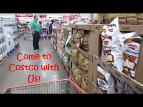 Costco Haul and Vlog | Grocery Shop at Costco with Us!