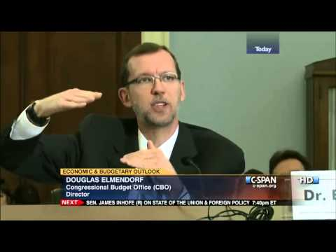 The Budget and Economic Outlook: 2013 to 2023 | House Budget Committee Hearing