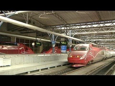 Rail strike cripples Belgian transport for 24 hours