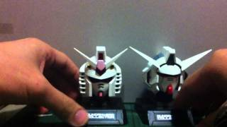 ガンダム gundam Gundam Head Collection