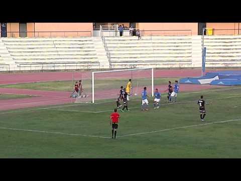 Copa RFEF: San Fernando 6 - Lucena 2 (01-10-14)