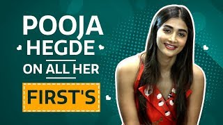 Pooja Hegde on all her Firsts | My First Time | S01E02 | Pinkvilla | Bollywood