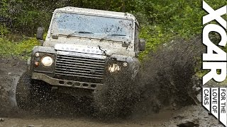Defender Challenge: Racing In a Way No Other Car Can - XCAR