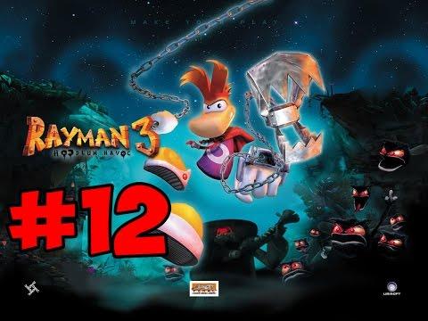 Прохождение Rayman 3: Hoodlum Havoc #12 ФИНАЛ!