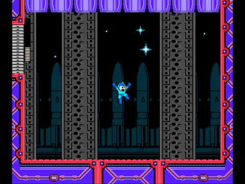 MegaMan Unlimited Gameplay Footage - TankMan Stage Video