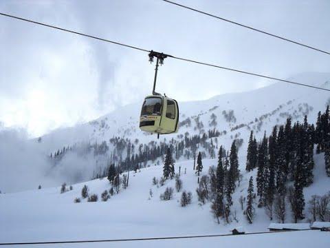 Kashmir in Winter Season ( Patnitop Journey )