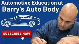 2 Hour Course on automotive estimate process
