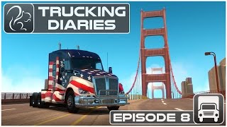 Trucking Diaries - Episode #8 (American Truck Simulator)