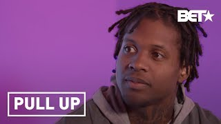 Lil Durk Says He's Amongst The Great Rappers From Chicago | Pull Up