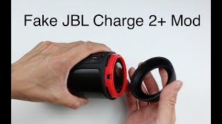 Will it Work? Try to improve Fake JBL Charge 2+ & Sound Test