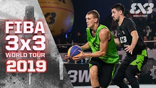 LIVE FIBA 3x3 WT Jeddah 2019 Day 2