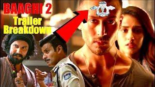 BAAGHI 2 TRAILER BREAKDOWN| Things You Missed| Tiger Shroff| Disha Patani| Army Badge