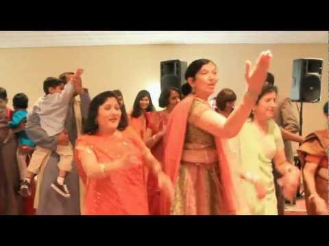 Mubark Ho ; Group Dance video
