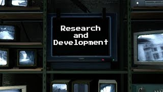 "So I installed a mod for Half-Life 2... - ""Research and Development"""