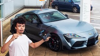 FINALLY! Collecting My NEW Toyota Supra A90 Edition!