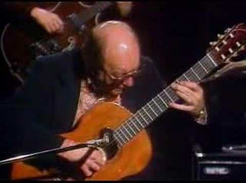 Charlie Byrd plays
