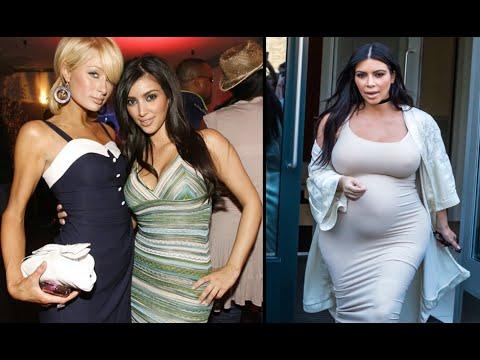 Kim Kardashian Before & After Weight Gain  & Loss