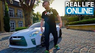 SCHNELLE AUTOS & GELD 😎 - GTA 5 Real Life Online