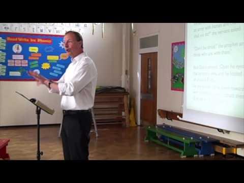 """How to Feed 5,000 People"", Luke 9.10-17, Watford church of Christ"
