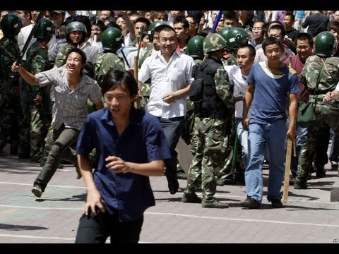 Власти Китая создают гетто для мусульман уйгуров