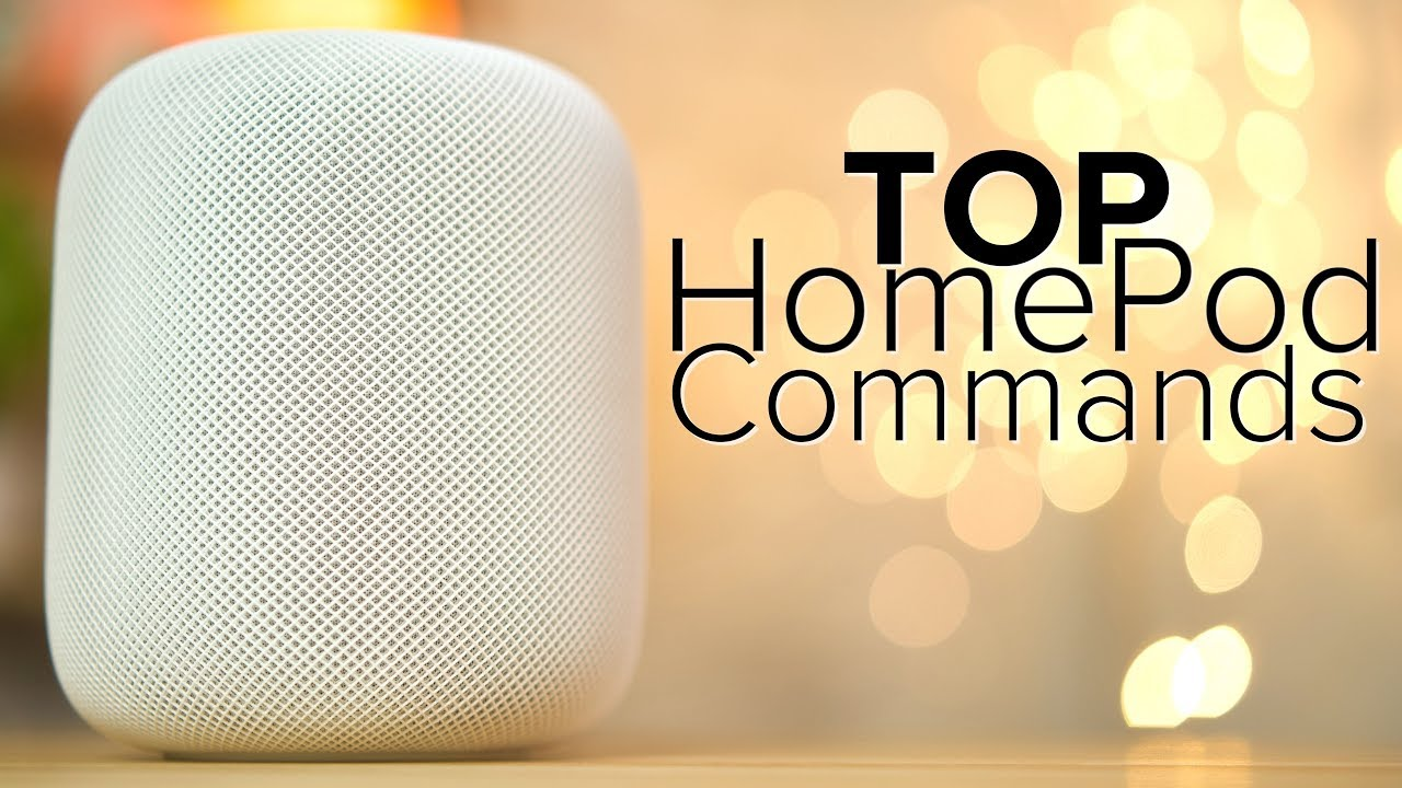 Most Useful Siri Commands For Homepod Youtube