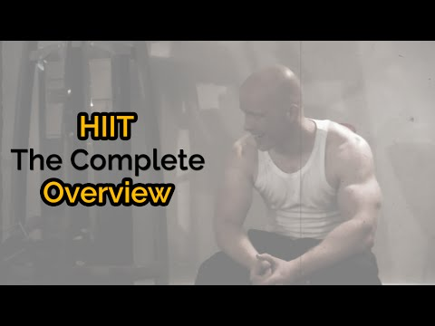 What Is HIIT - High Intensity Interval Training Explained