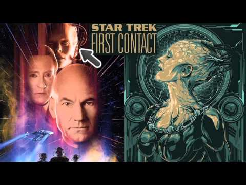 Quick Film Review - Star Trek: First Contact (Reviewed by Anyway Jones)