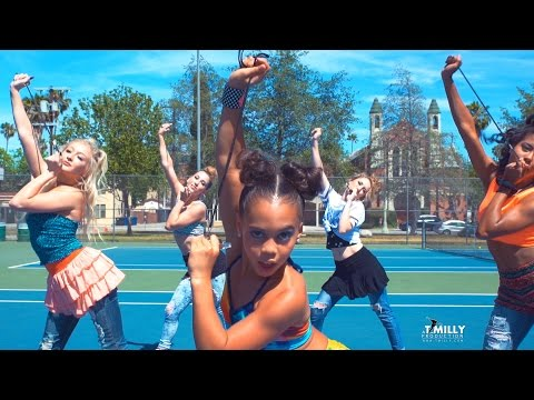 Katy Tiz - Whistle - BEAUTYanDABEAST Choreography ft @AsiaMonetRay | Directed by @TimMilgram