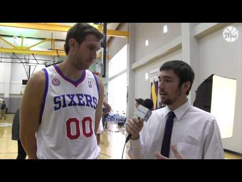Media Day:  Spencer Hawes