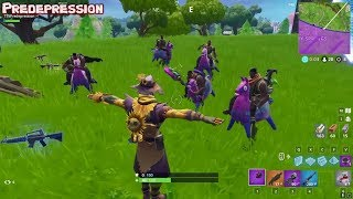 DON'T DO THE T-POSE EMOTE! - Fortnite Funny Fails and WTF Moments! #346