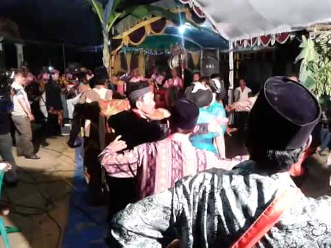 Seni Langen Tayub Tuban video