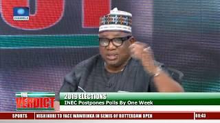 Parties Debate INEC's Postponement Of Elections Pt.3 |The Verdict|
