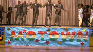 "America's Los Angeles ""Negro Gifted"" (No Kidding!) Dancing Govt Urban Baby Farming Present & Future"