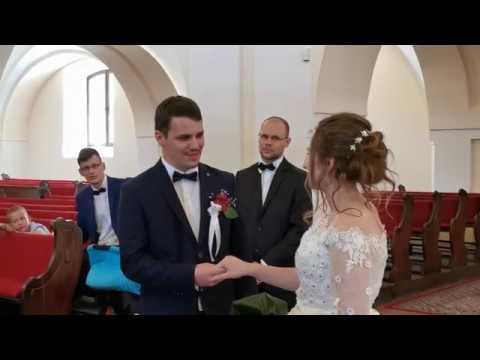 Nikolett és Dávid esküvői videója (4K)