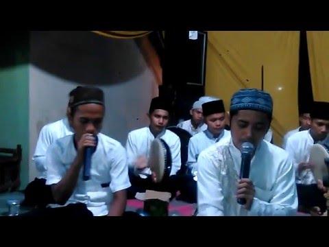 Group hadroh  AL ANDALUS SMK AL WASHLIYAH SUMBER  - kisah sang rosul