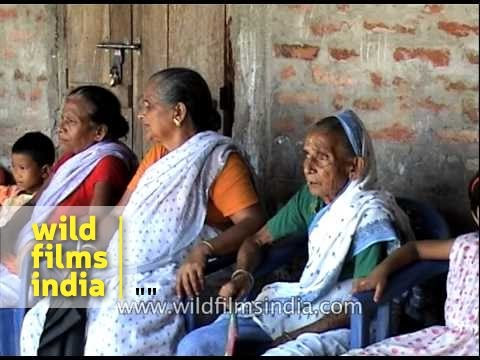 Assamese villagers come forward to celebrate World Environment Day in Assam