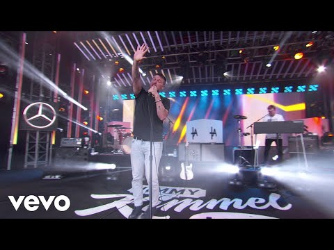 Cold War Kids - Love Is Mystical (Live From Jimmy Kimmel Live!)