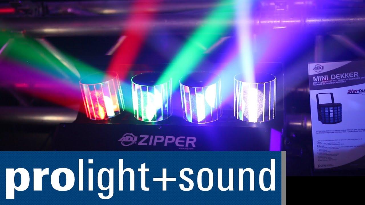 American dj Lights American dj Zipper | Prolight
