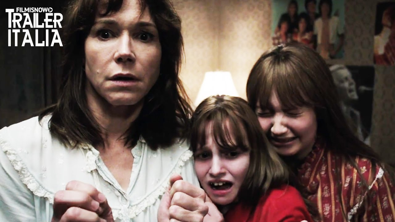 The Conjuring - Il caso Enfield | Prime Terrificanti Clip in Italiano [Horror] HD