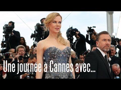 Une journée à Cannes avec Nicole Kidman [Grace de Monaco]