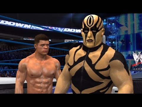 WWE '13 Community Showcase: Goldust (PlayStation 3)