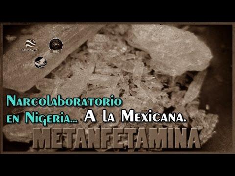 Cuatro mexicanos detenidos en Nigeria; armaban un súper laboratorio de metanfetaminas