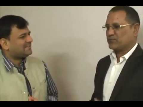Rameshwar Dudi Lakshman Raghav's exclusive interview with the leader of the opposition,