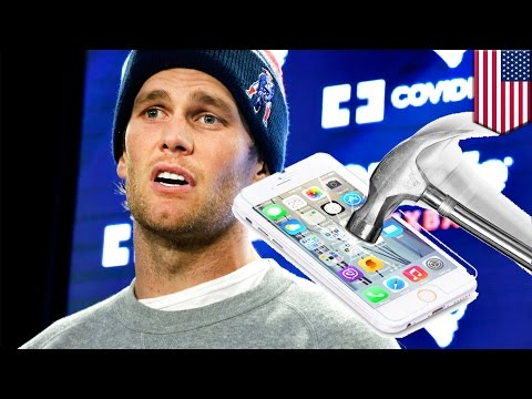 Tom Brady destroyed his cell phone during Deflategate scandal, four-game upheld by NFL