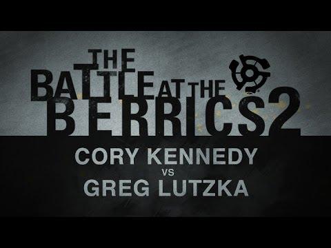 Cory Kennedy Vs Greg Lutzka: BATB2 - Round 2