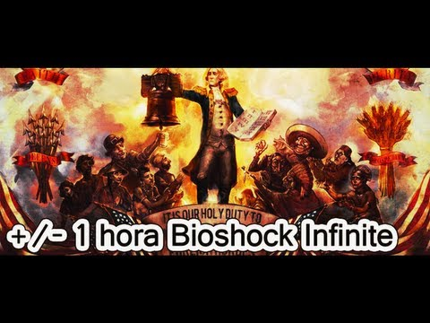 De olho no cronmetro - Confira a primeira hora de BioShock Infinite
