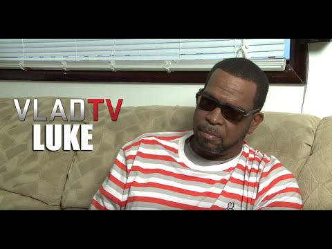 Uncle Luke: Kim Kardashian Will Enhance Kanye West's Chance At Becoming President. Defines What A
