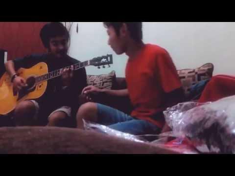 01.menuju senja - payung teduh (acoustic cover)